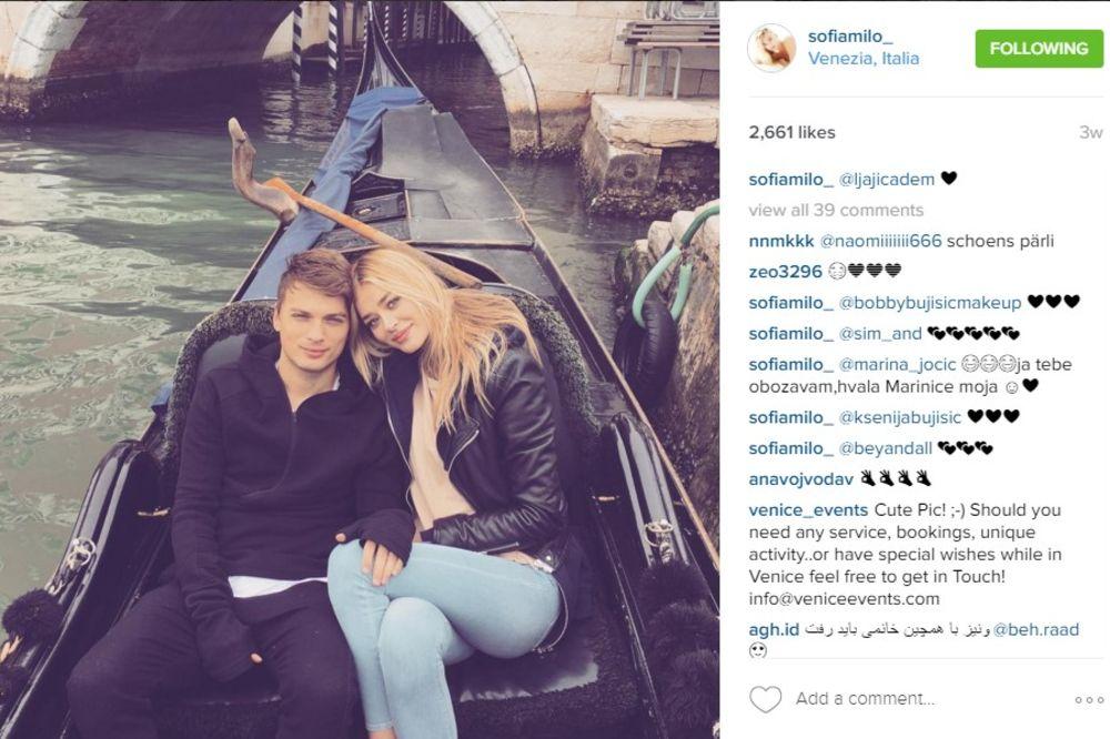 (FOTO) SLIKA IH ODALA: Adem i Sofija ponovo zajedno?