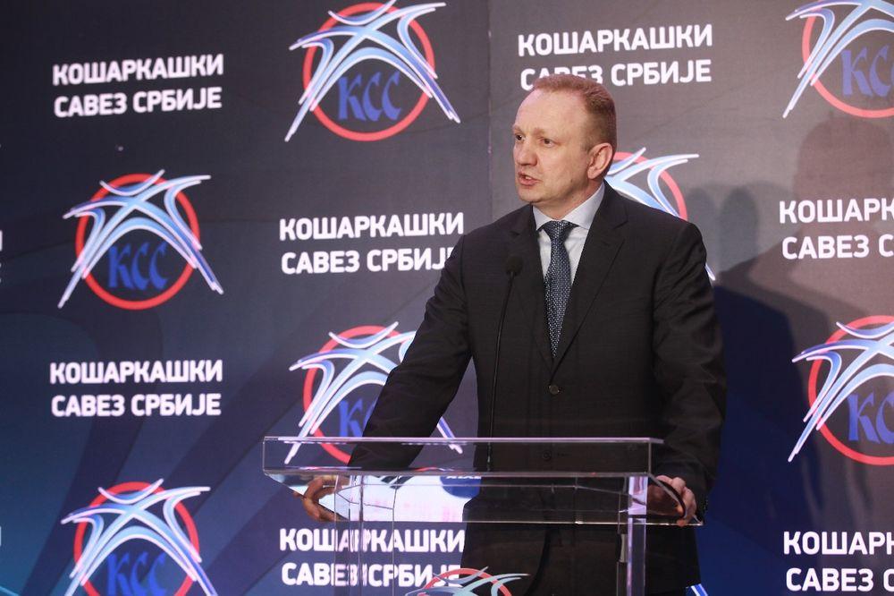ĐILAS: Kvalifikacioni turnir i definitivno u Beogradu, Marjanović možda zaigra u Areni