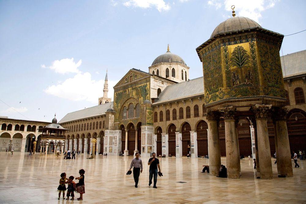 Džamija Omajada (Foto: Profimedia)