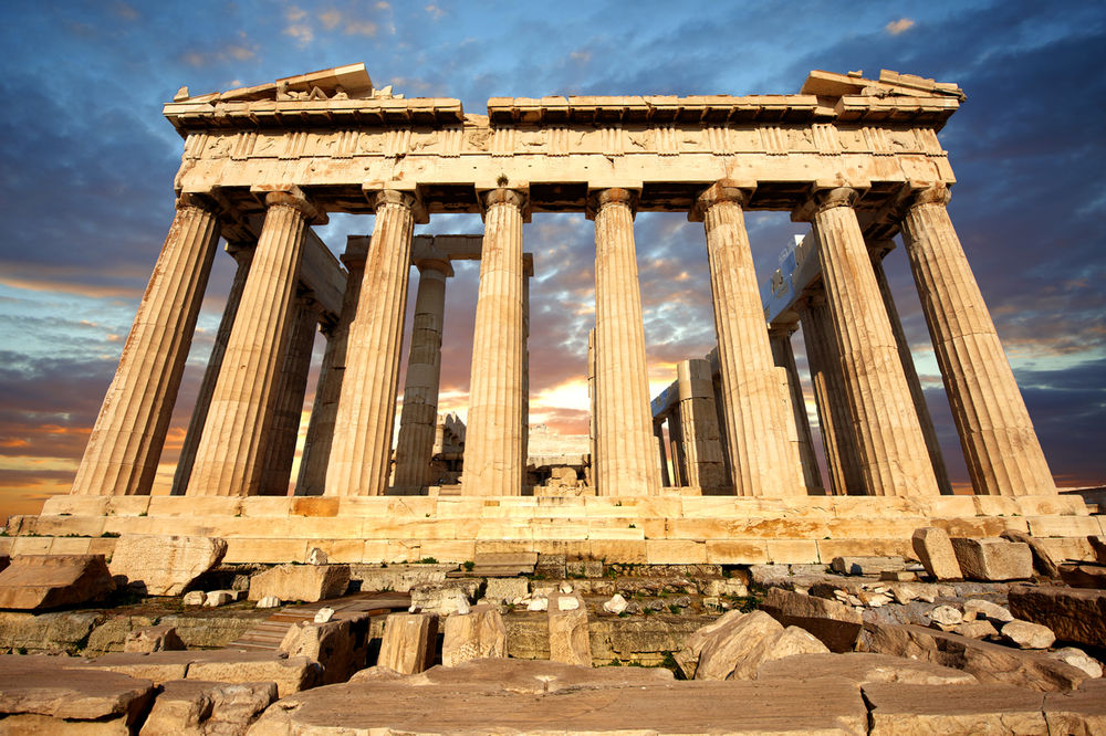 Partenon na Akropolju (Foto: Profimedia)