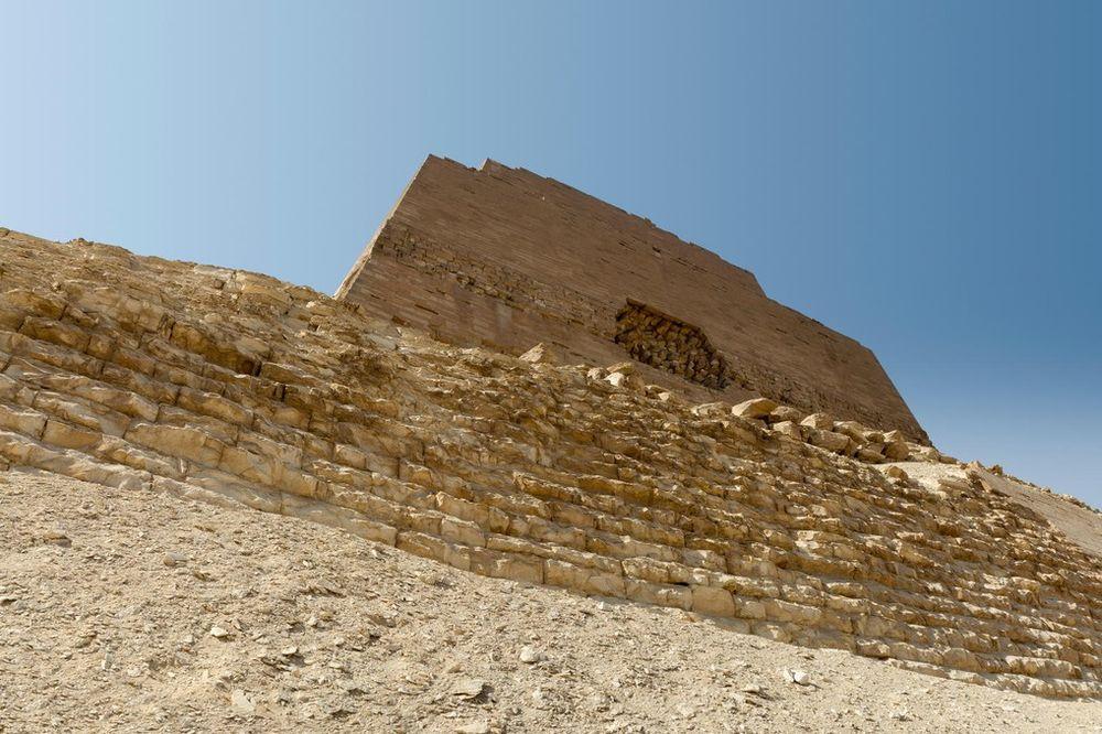 Ostatak piramide (Foto: Profimedia)