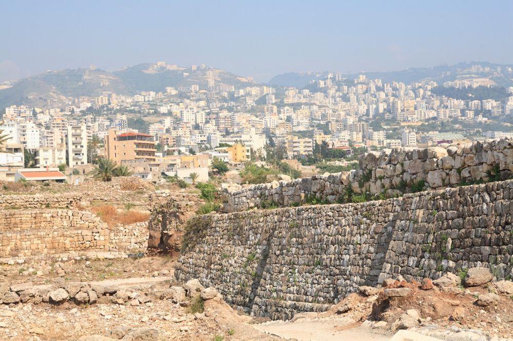 Stare zidine Biblosa (Foto: Profimedia)