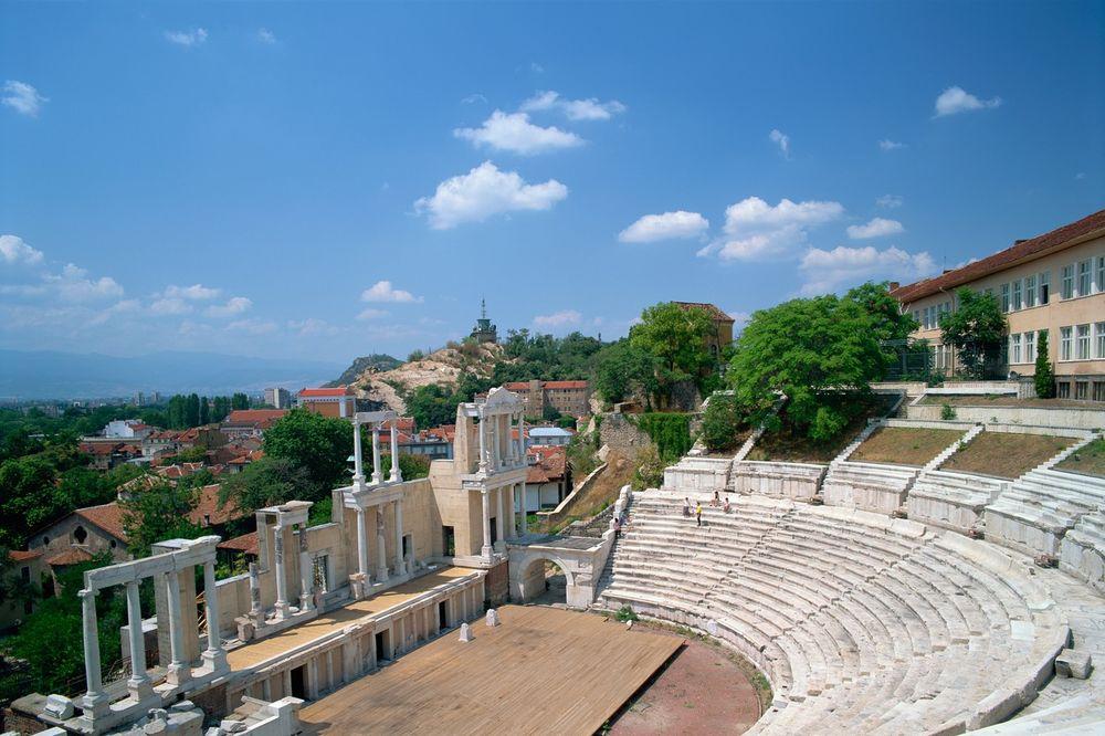 rimsko pozorište u Plovdivu (Foto: Profimedia)
