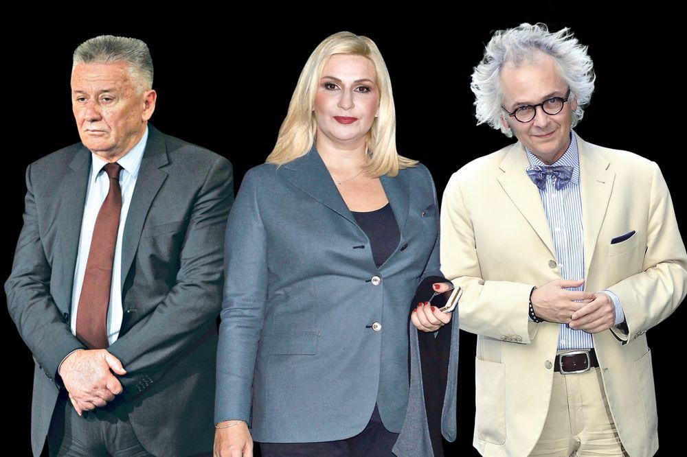 MINISTRI SPREMNI ZA PEDALU: Zorana, Tasovac i Velja lete iz Vlade!