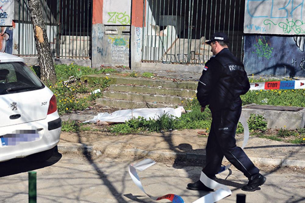 policija, uviđaj, foto Zorana Jevtić