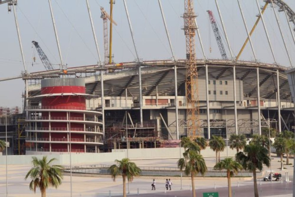 Stadion SP Katar 2022, Foto: Reuters