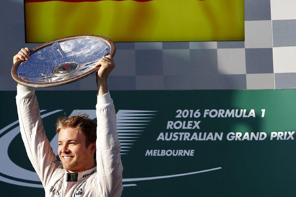 POČELA FORMULA 1: Rozberg pobedio u trci za Veliku nagradu Australije!