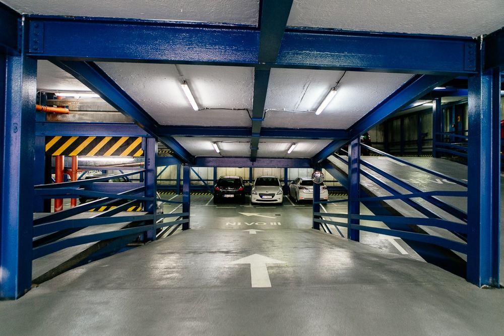 OTVORENA GARAŽA U NOVOM BEOGRADU: Prvih 15 dana besplatno parkiranje na 300 novih mesta