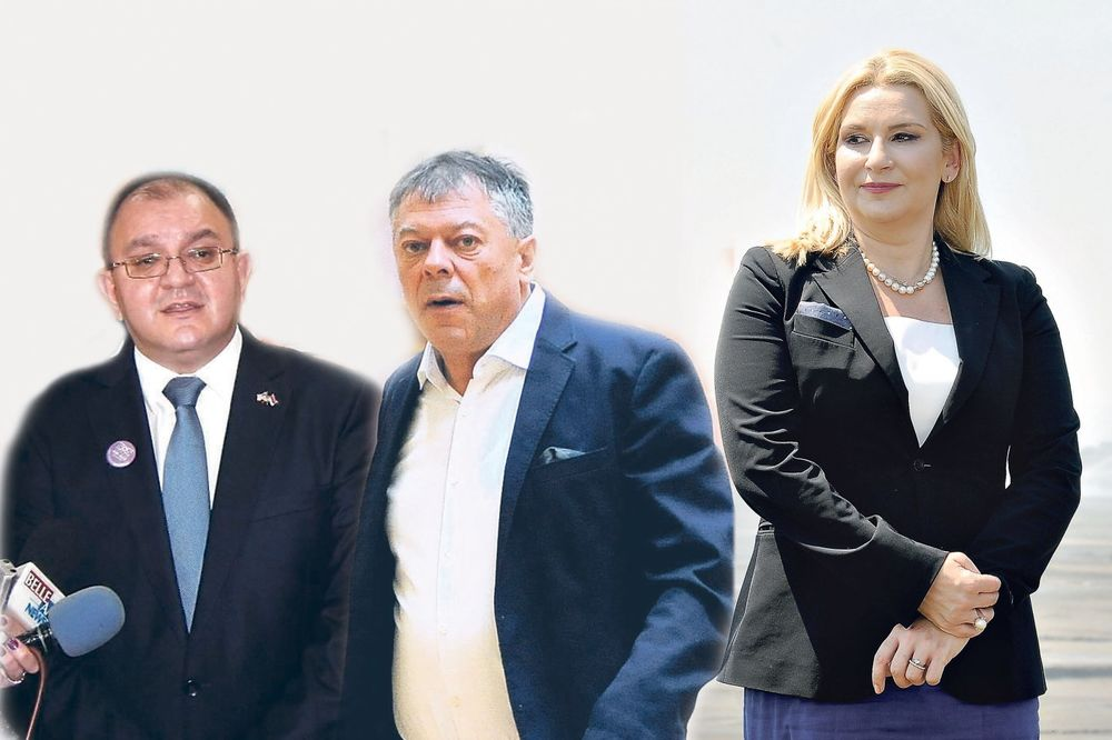 LETI PERJE Mihajlovićeva: Socijalisti, nesposobni ste! Antić i Tončev: Nevaspitana si i frustrirana