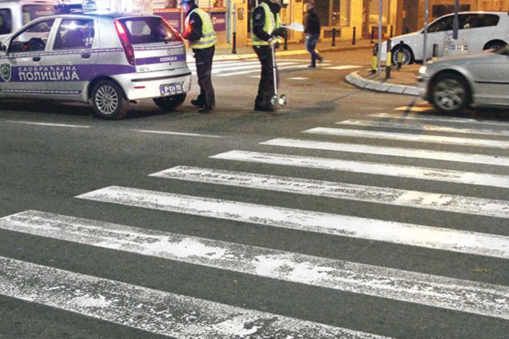 SAOBRAĆAJKA U PROKUPLJU: Autom pregazio starca na pešačkom prelazu