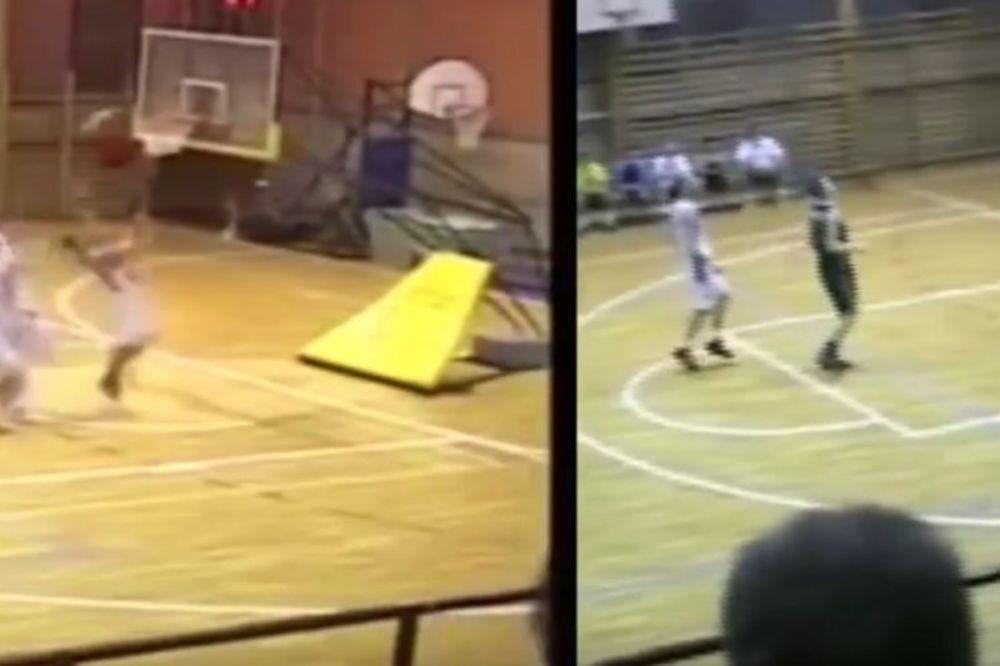 (VIDEO) NBA U BOLJEVCU: Pogledajte bravure košarkaša Rtnja