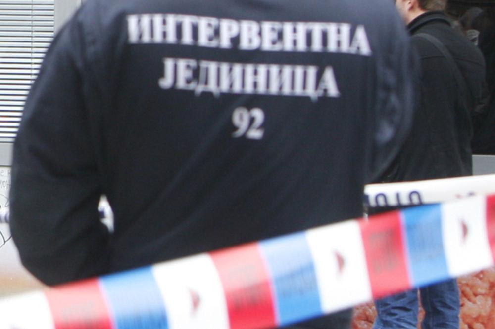 NOVA DRAMA U KRAGUJEVCU: Deaktivirana kašikara ubačena kroz izlog lokala na Autobuskoj stanici!