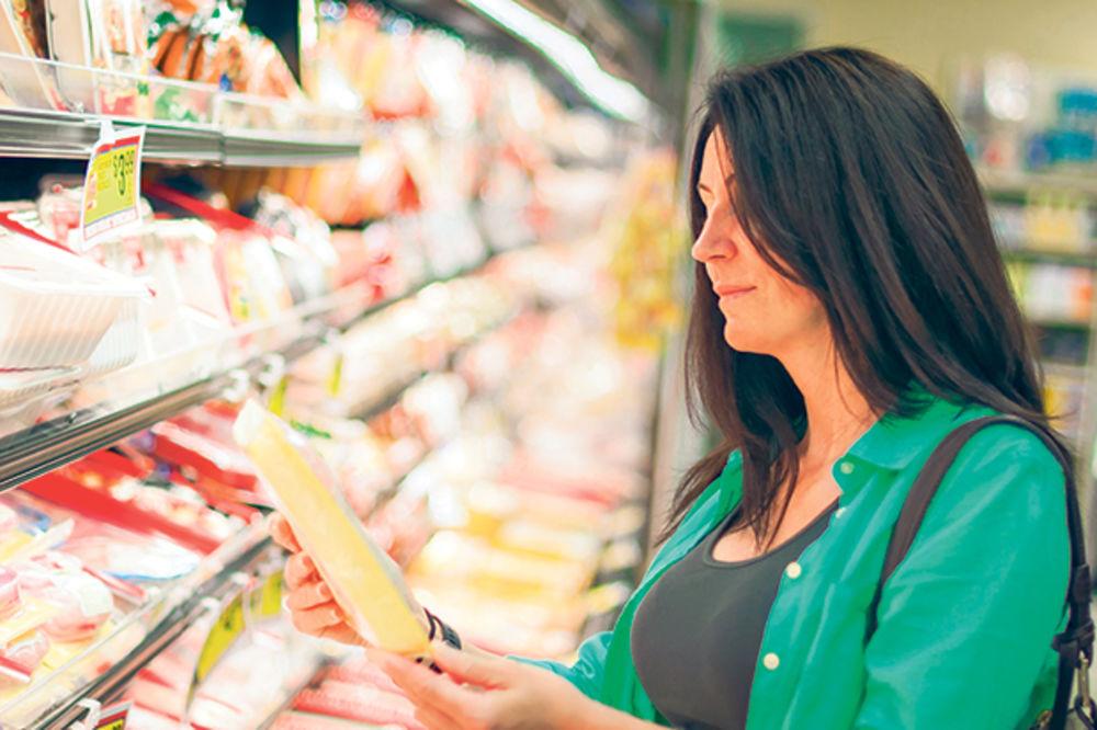 ZABLUDE NA POSNIM PROIZVODIMA: U biljnom siru i šlagu mleka koliko hoćeš