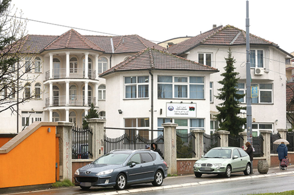 ZABIO DRUGU KOLAC U GRUDI: Brutalan verski sukob u libijsko-arapskoj školi u Beogradu!