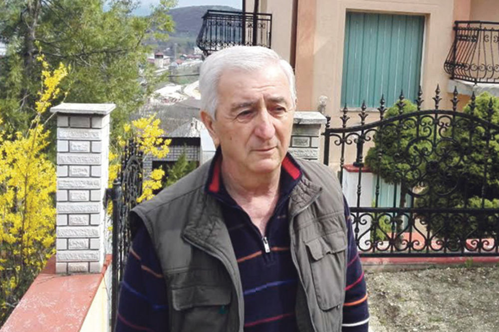 Miodrag Ognjanović, Prokuplje, kuća, pljačka, foto B.R