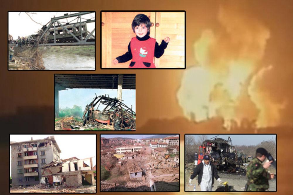 DA SE NIKADA NE ZABORAVI: 17 godina od NATO bombardovanja SR Jugoslavije