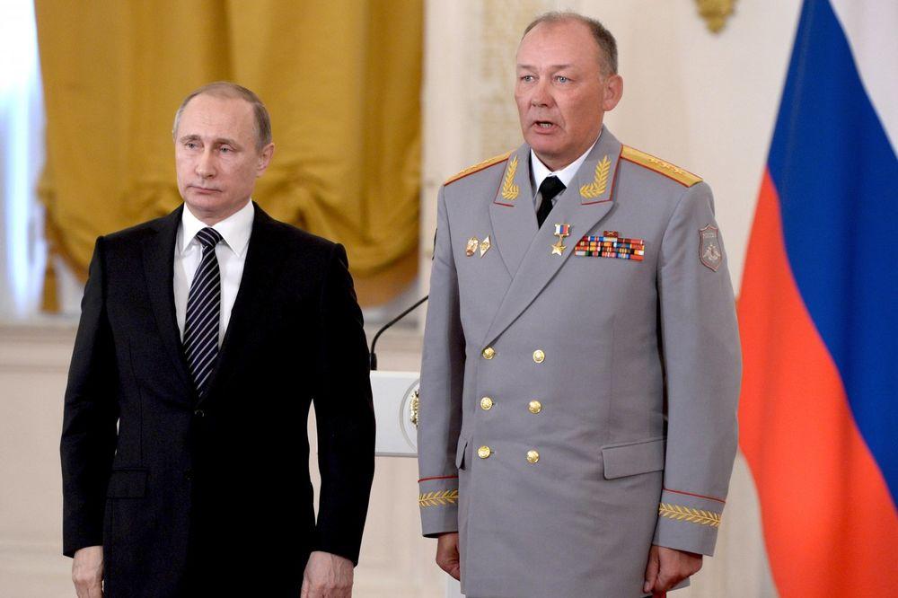 OVO JE ČOVEK KOJI JE KOMANDOVAO RUSKIM TRUPAMA U SIRIJI: Naš ulazak je preokrenuo tok rata