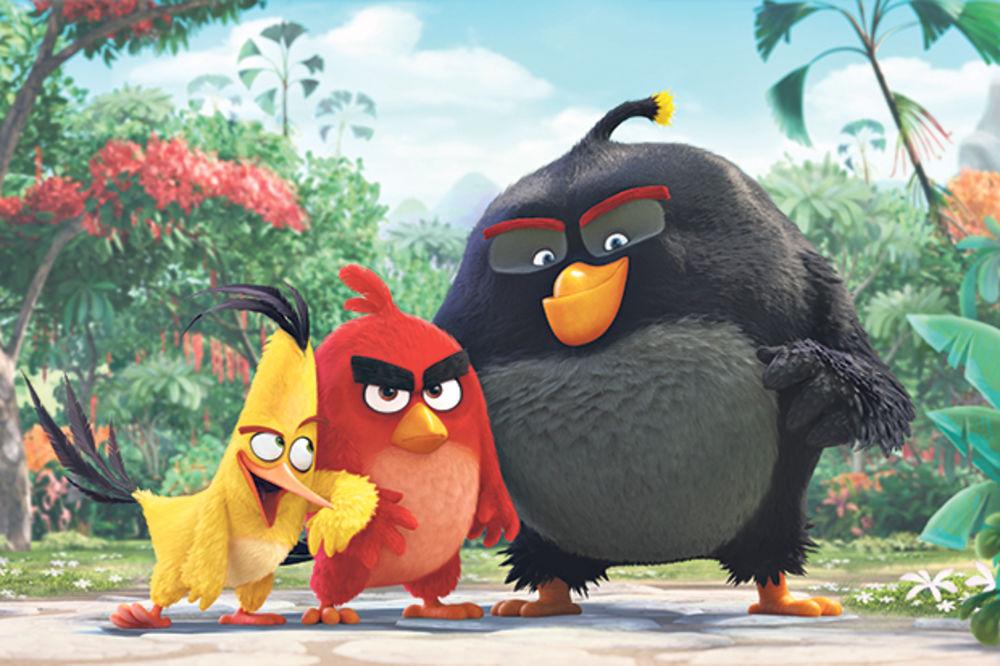 NE PROPUSTITE: Album Angry Birds film u prodaji