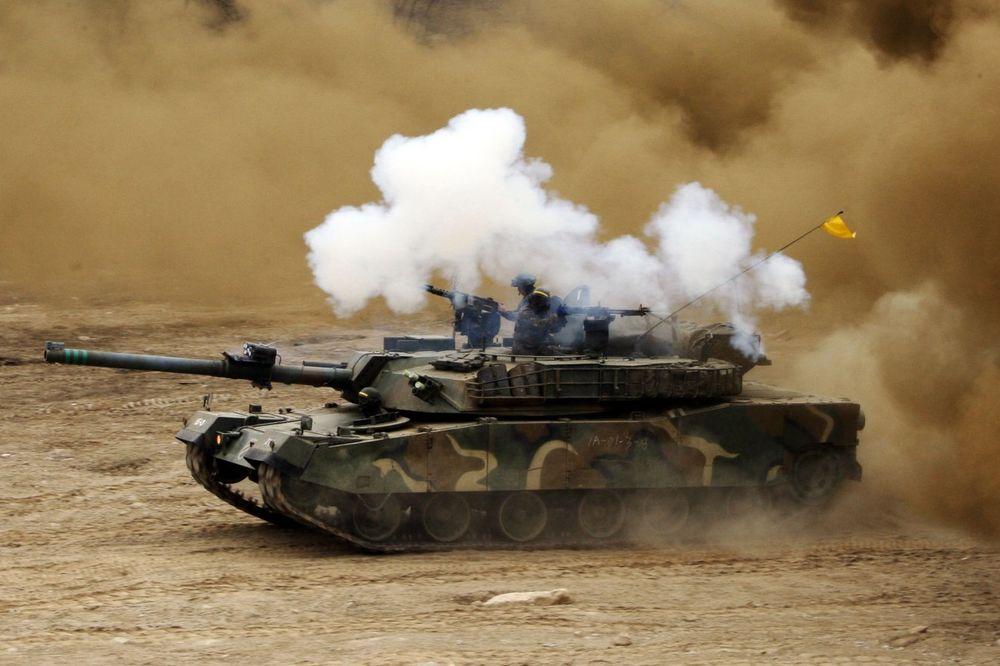 DRAMA NA KOREJSKOM POLUOSTRVU: Pjongjang zapretio SAD i Seulu da će pucati u demilitarizovanoj zoni!
