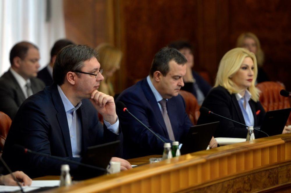 sednica Vlade Srbije, o presudi Karadžiću Foto Tanjug Nemanja Jovanović