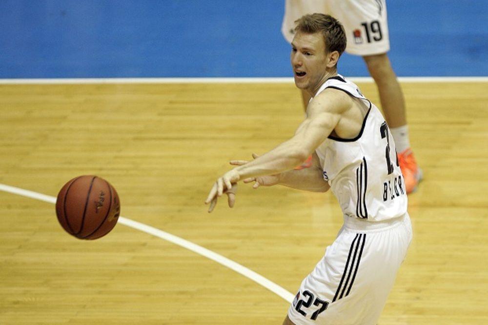 VALJAK LAKO PROŠAO KROZ NIŠ: Košarkaši Partizana ubedljivo pobedili Konstantin pred početak plej-ofa