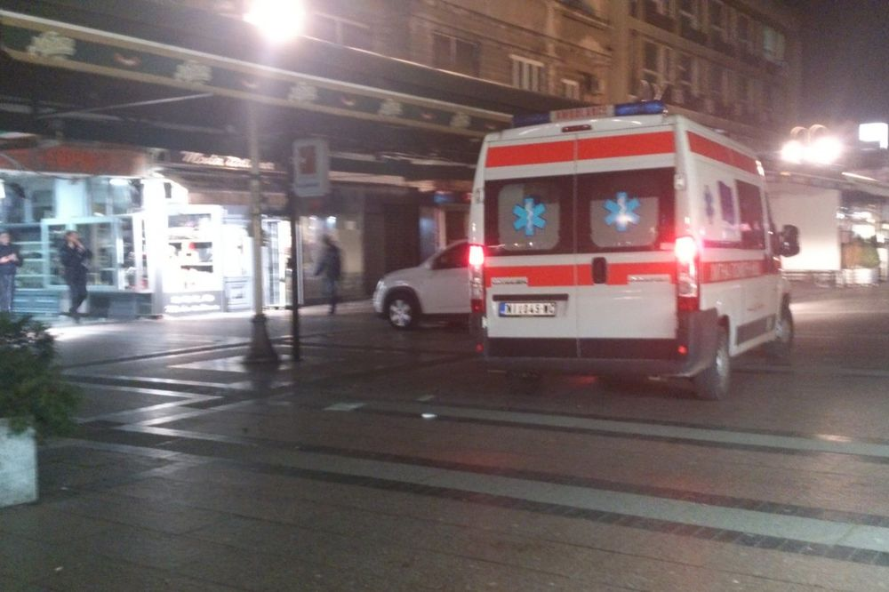 BAČEN SUZAVAC NA KAFIĆ U NIŠU: Dve devojčice završile u bolnici