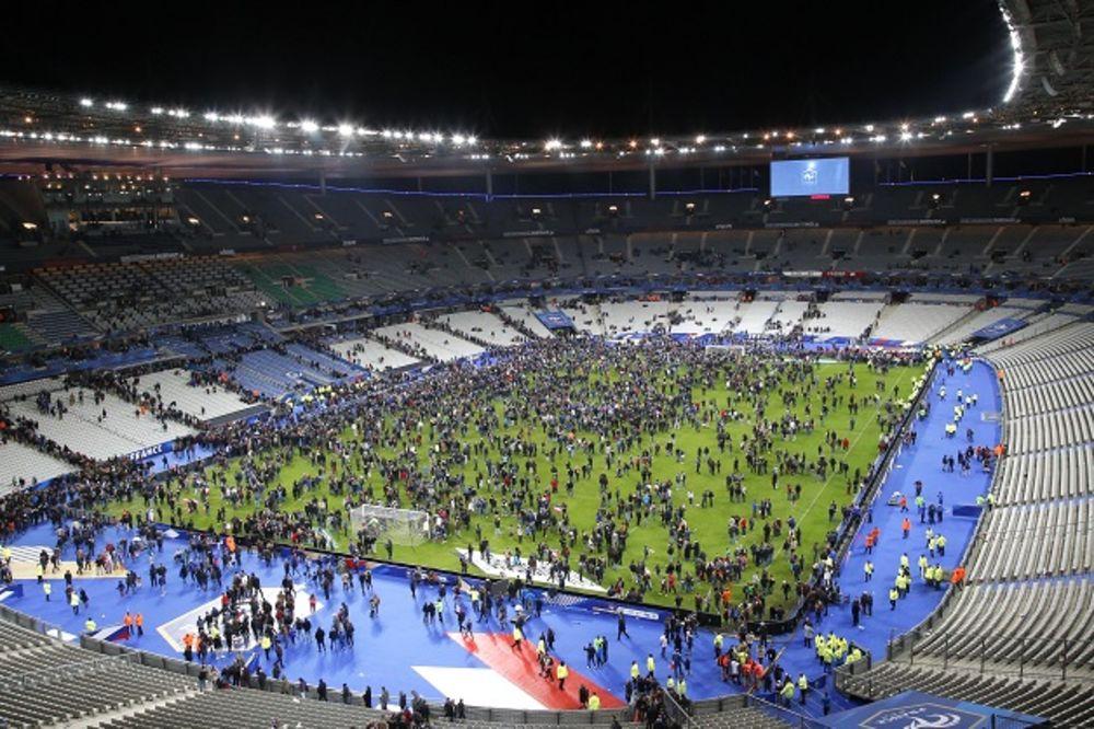 NEMCI UPOZORAVAJU: Evropsko fudbalsko prvenstvo biće meta Islamske države
