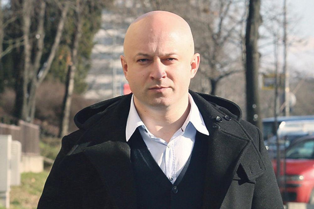 Zvonko Veselinović, foto Marina Lopičić