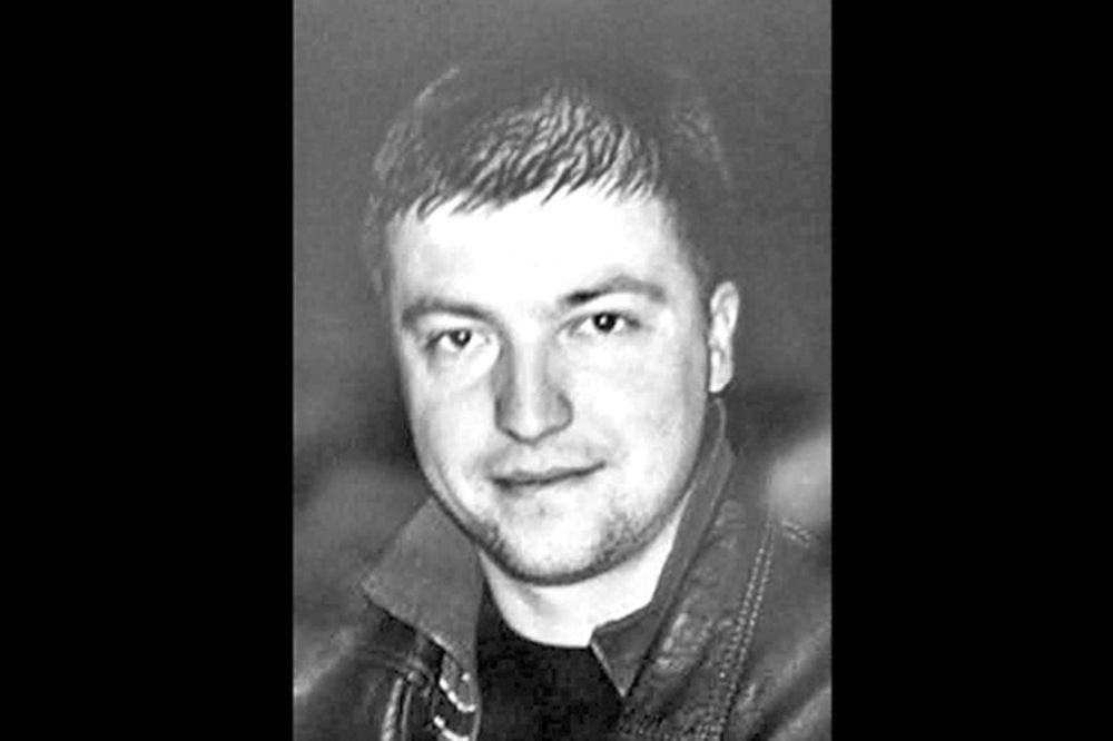 Slučajno ubijen na ulici... Velibor Vučurović