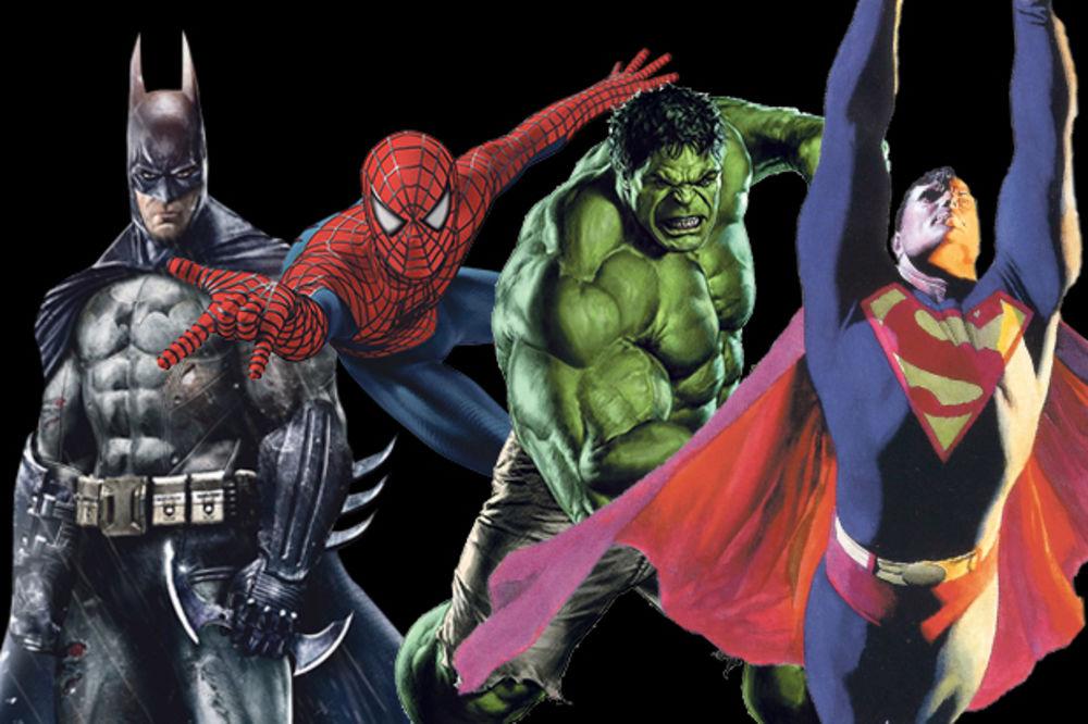 MITOLOGIJA: Superheroji u službi masona ili Satane?
