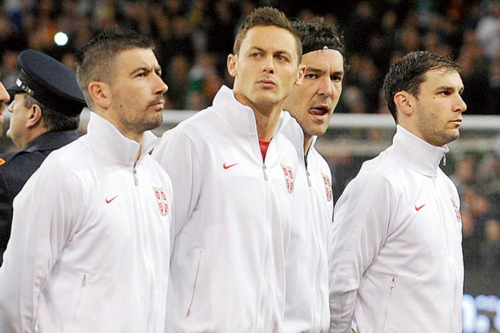 KATASTROFA: Srbija pala na 56. mesto FIFA rang liste