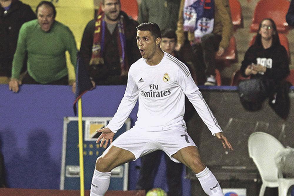 BLOG UŽIVO, VIDEO Ronaldo: U dobru i zlu u Barseloni pričaju o meni