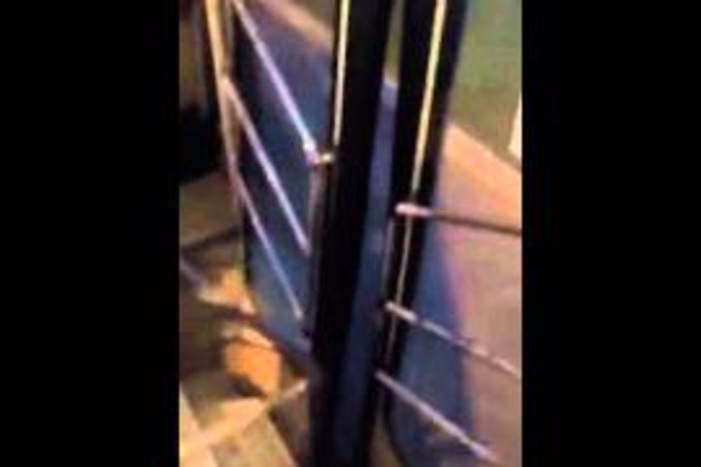 (VIDEO) AUTOBUS 89 BEZ VRATA: Ovom vozilu pod hitno je potreban remont