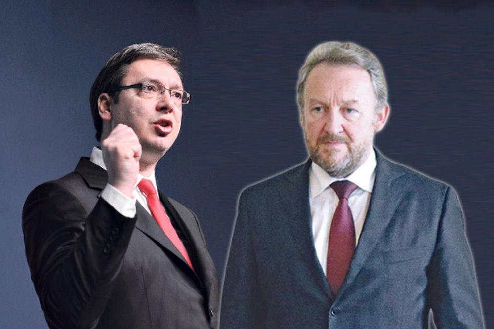 Izetbegović: Vučić je hrabar lider i jedan od glavnih aktera