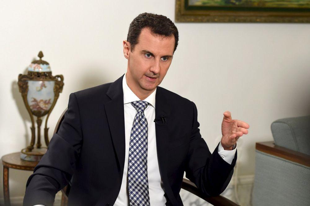 ASAD: Sirijski ustav ne piše Rusija, već Sirija