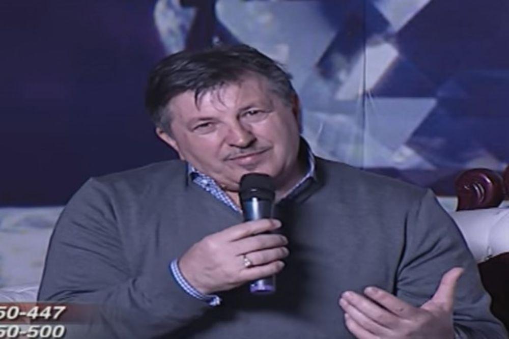 PEVAČ U ŽALOSTI: Šerif Konjević imao smrtni slučaj