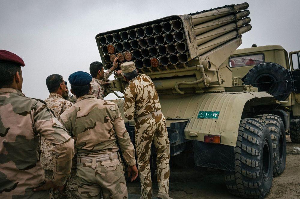 POČINJE BITKA NAD BITKAMA: 20.000 iračkih vojnika kreće na 700 džihadista!