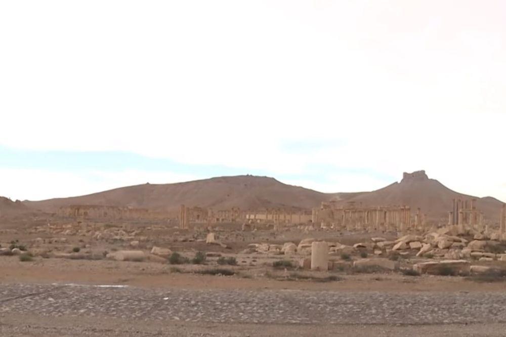 UNIŠTENJE PALMIRE: Koliko su džihadisti unakazili drevni biser