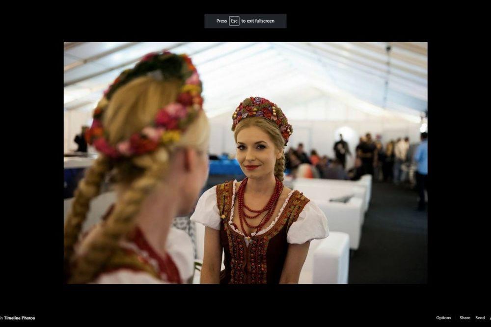 Žene iz Poljske Facebook