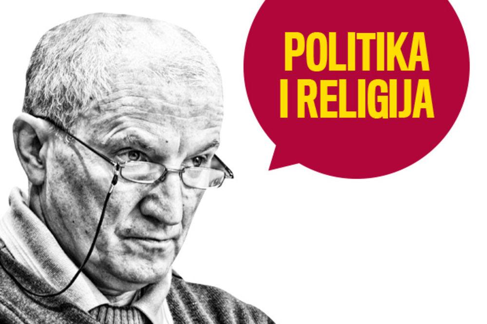 DR MIROLJUB JEVTIĆ PIŠE ZA KURIR  Jedino religija diže natalitet