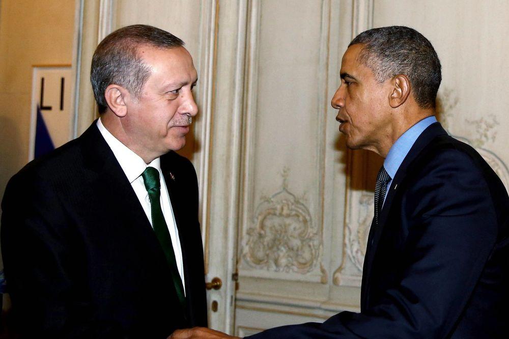 NA VEZI: Obama i Erdogan razgovarali o izručenju Gulena osumnjilenog za organizovanje puča!
