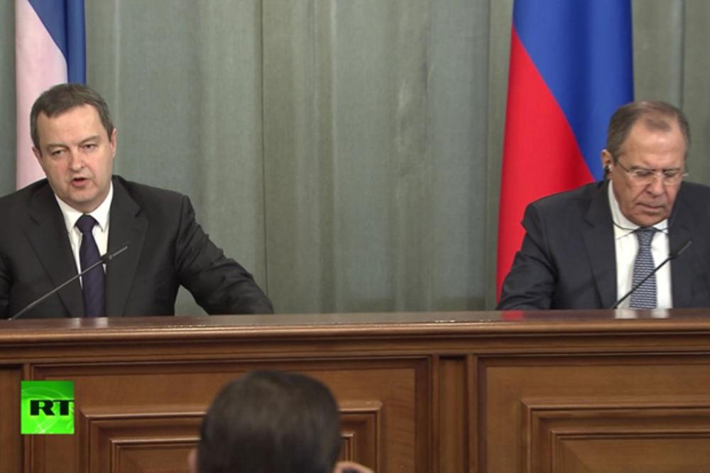 (VIDEO) DAČIĆ UŽIVO NA RAŠA TUDEJ: S Lavrovom o Kosovu i političkoj situaciji na Balkanu
