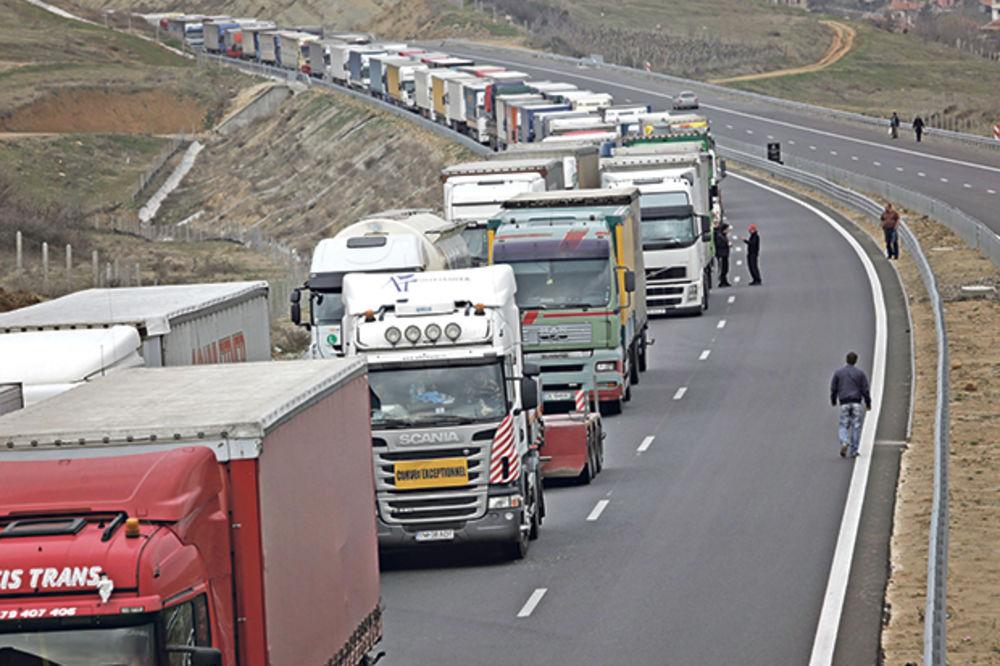 DIJALOG BEOGRAD-PRIŠTINA: O blokadi kamiona sledeće nedelje u Beču
