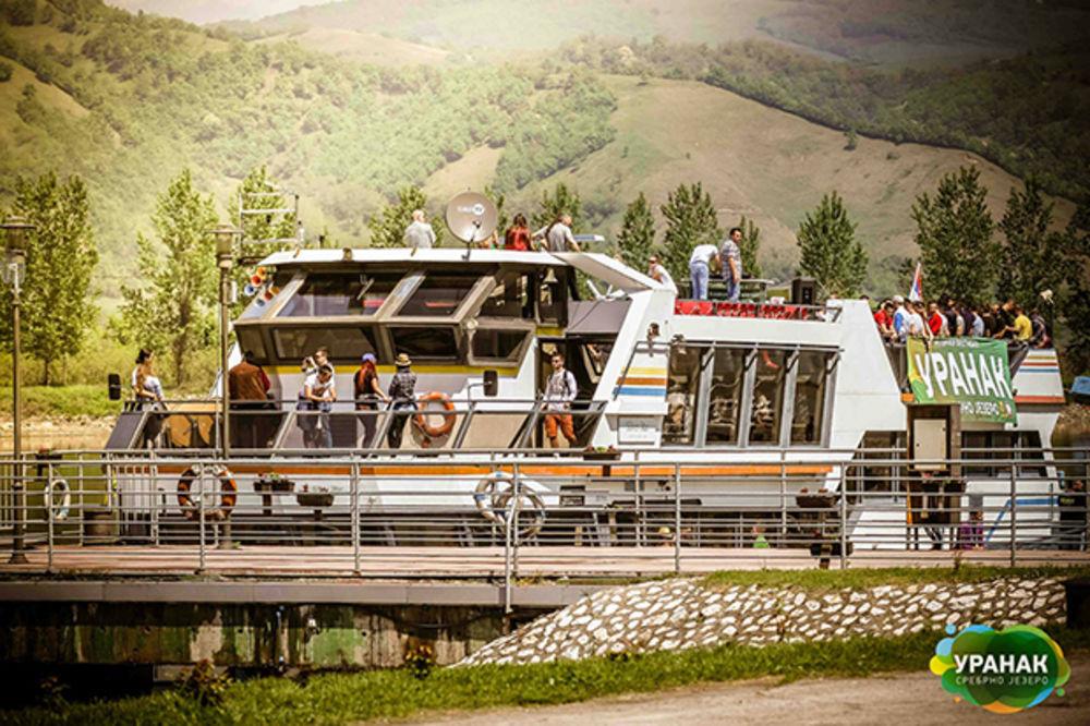 REJV NA LEPOM PLAVOM DUNAVU: Krstarenje na Srebrnom jezeru