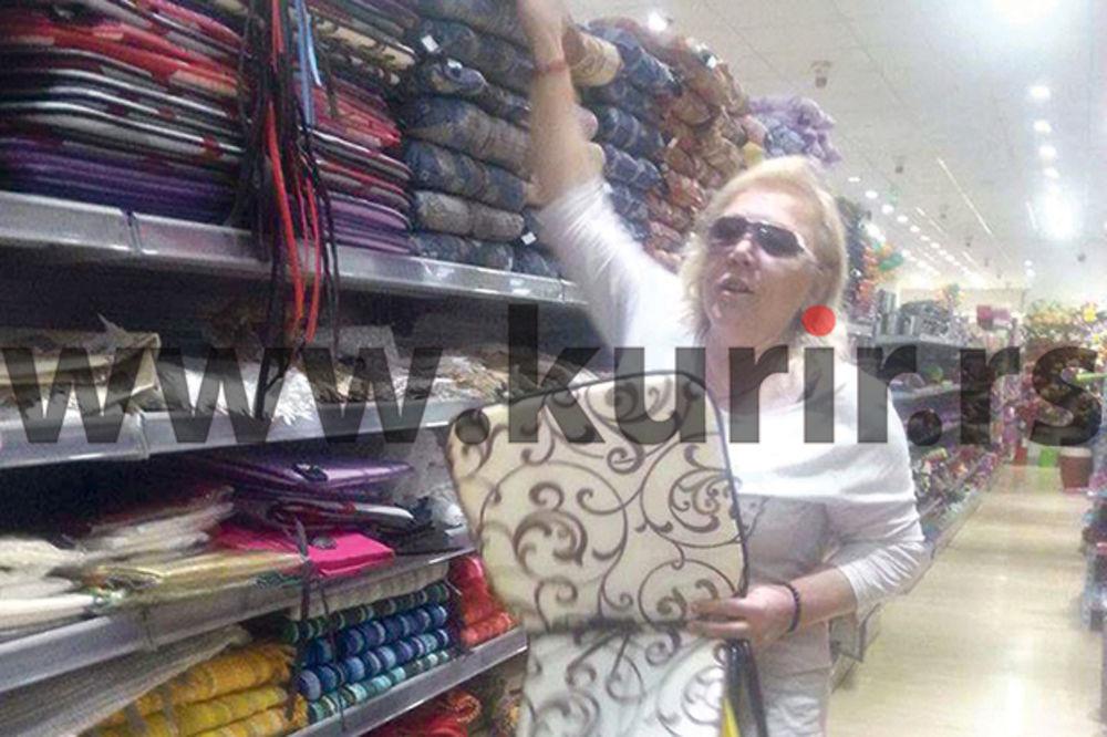 PAPARACO: Zorica Marković kupuje kod Kineza!