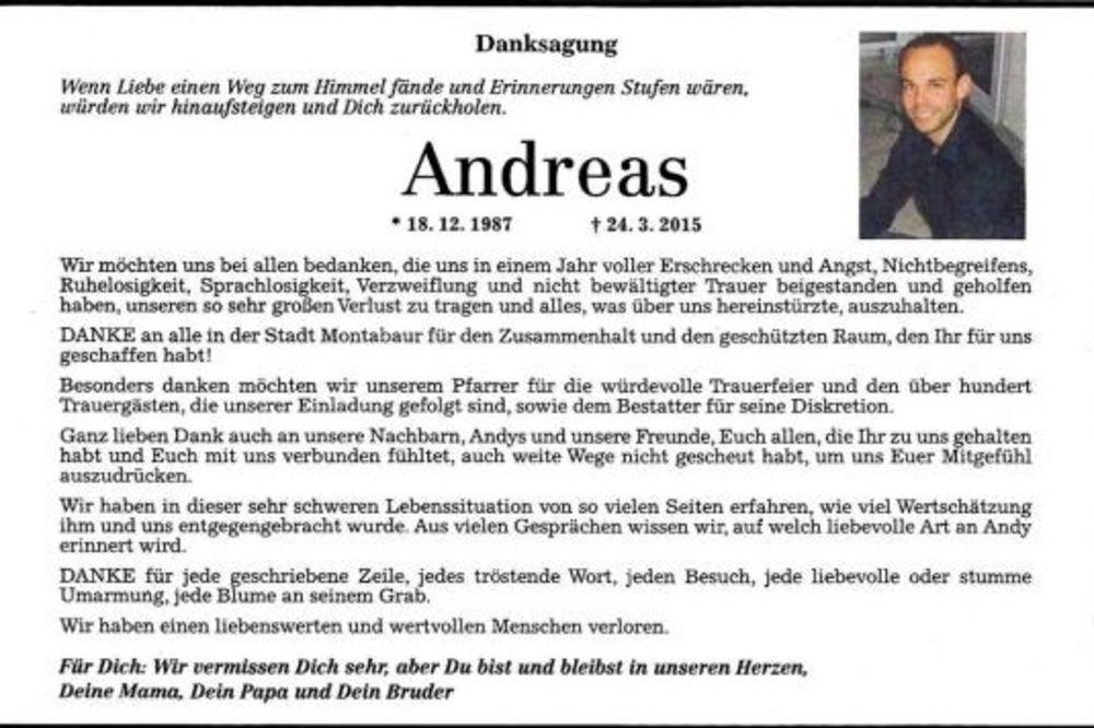 (FOTO) Čitulja koju su objavili roditelji pilota ubice Lubica razbesnela porodice žrtava!
