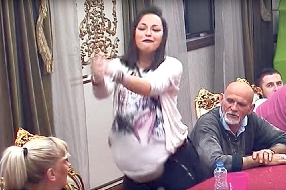 Ružica Veljković: Simonida je debela nedo..bana žaba!