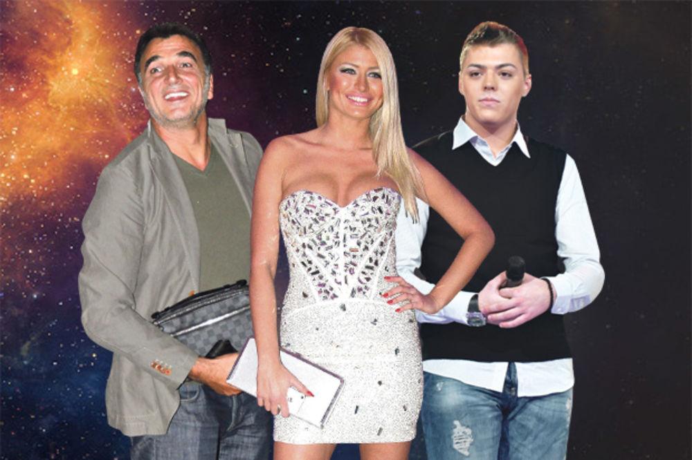UDAJE SE: Sandra Obradović staje na ludi kamen