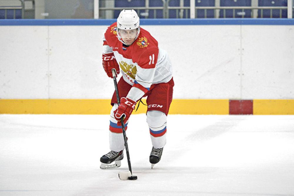 HOKEJ NA LEDU: Putin od Rusije i Kine pravi ligu jaču od NHL