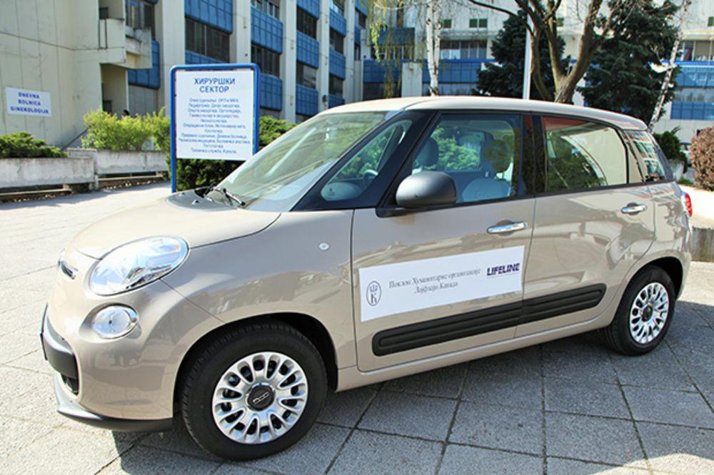Prestolonaslednik i Princeza posetiće Valjevo i Opštoj bolnici donirati vozilo za prevoz pacijenata
